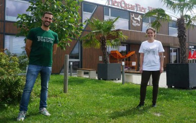 Coole TierQuarTier Wien-T-Shirts per Versand bestellen