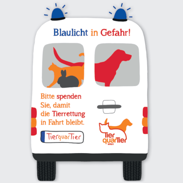 Ich unterstütze spezielle Projekt des TierQuarTiers Wien